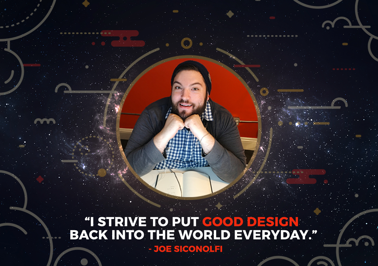 Joe Web Designer of the Month