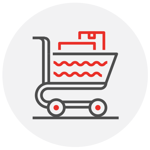 Products added to eCommerce Stores